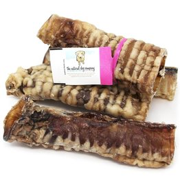 The Natural Dog Company The Natural Dog Company Beef Trachea Single Dog Chew