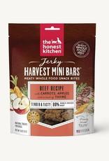 Honest Kitchen The Honest Kitchen Harvest Mini Bars Beef Jerky Dog Treats 4oz
