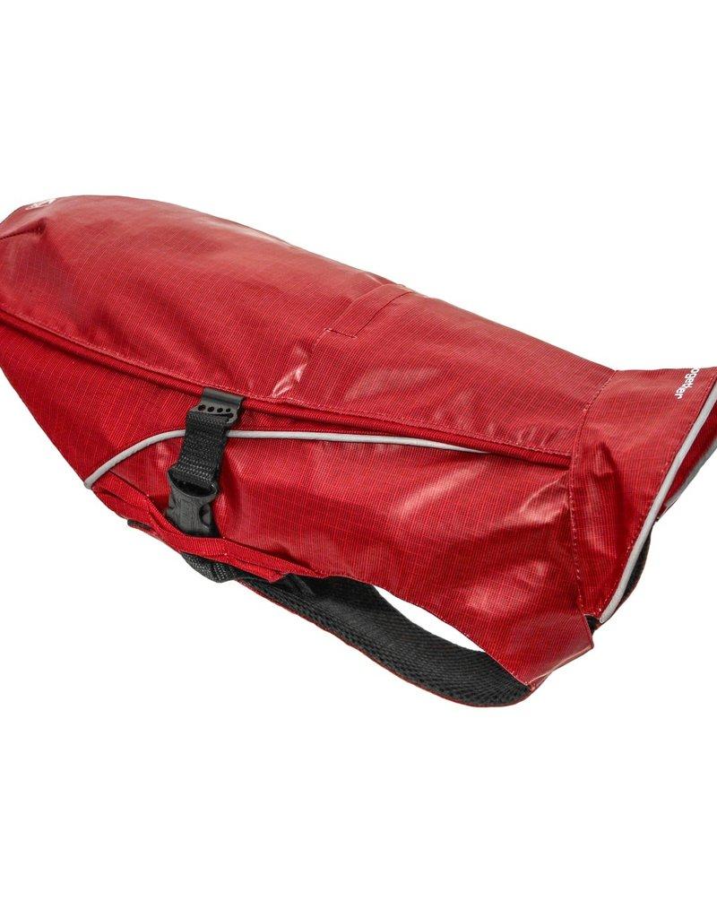 Kurgo Kurgo Portsmouth Foul Weather Jacket Dog Small Red