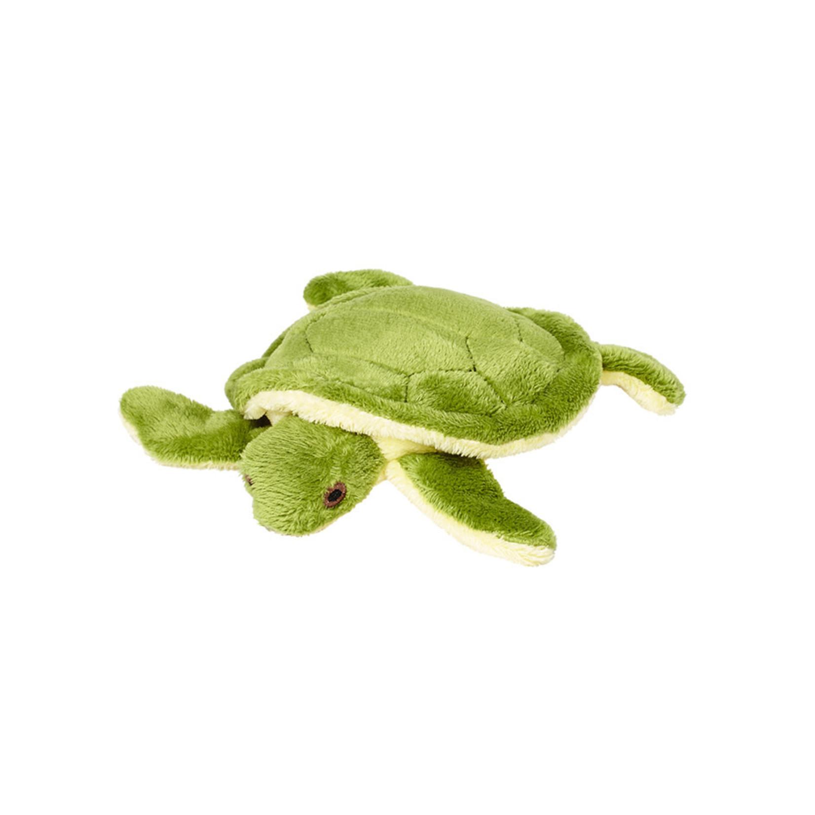 Fluff & Tuff Fluff & Tuff Shelly Turtle Dog Toy Extra Small