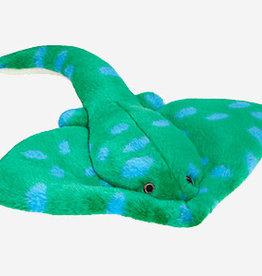 Fluff & Tuff Fluff & Tuff Gordon Stingray Dog Toy Small
