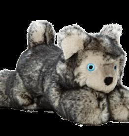 Fluff & Tuff Fluff & Tuff Blanca Wolf Dog Toy Medium
