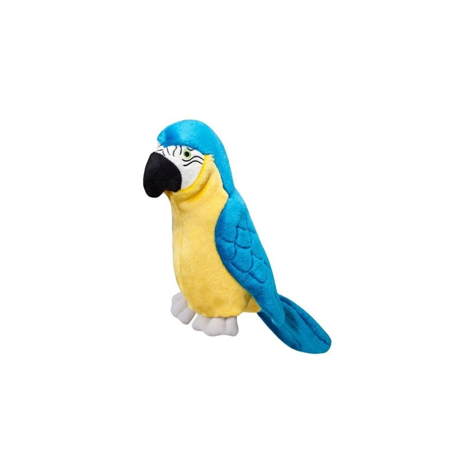 Fluff & Tuff Fluff & Tuff Jimmy The Parrot Dog Toy Large