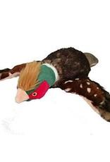 Fluff & Tuff Fluff & Tuff Ike Pheasant Dog Toy