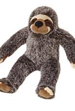 Fluff & Tuff Fluff & Tuff Sonny Sloth Dog Toy Small