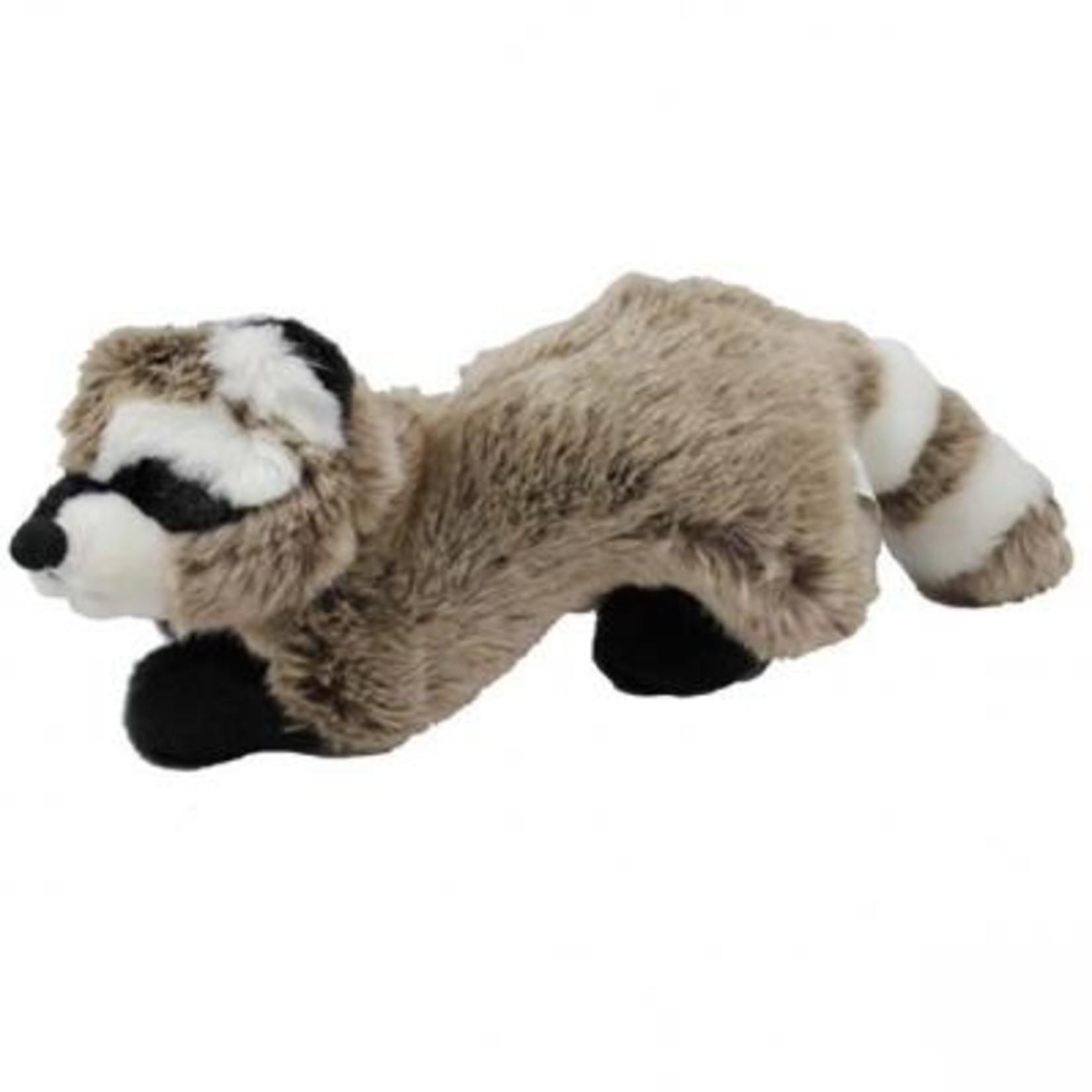 Fluff & Tuff Fluff & Tuff Rocket Raccoon Dog Toy Large