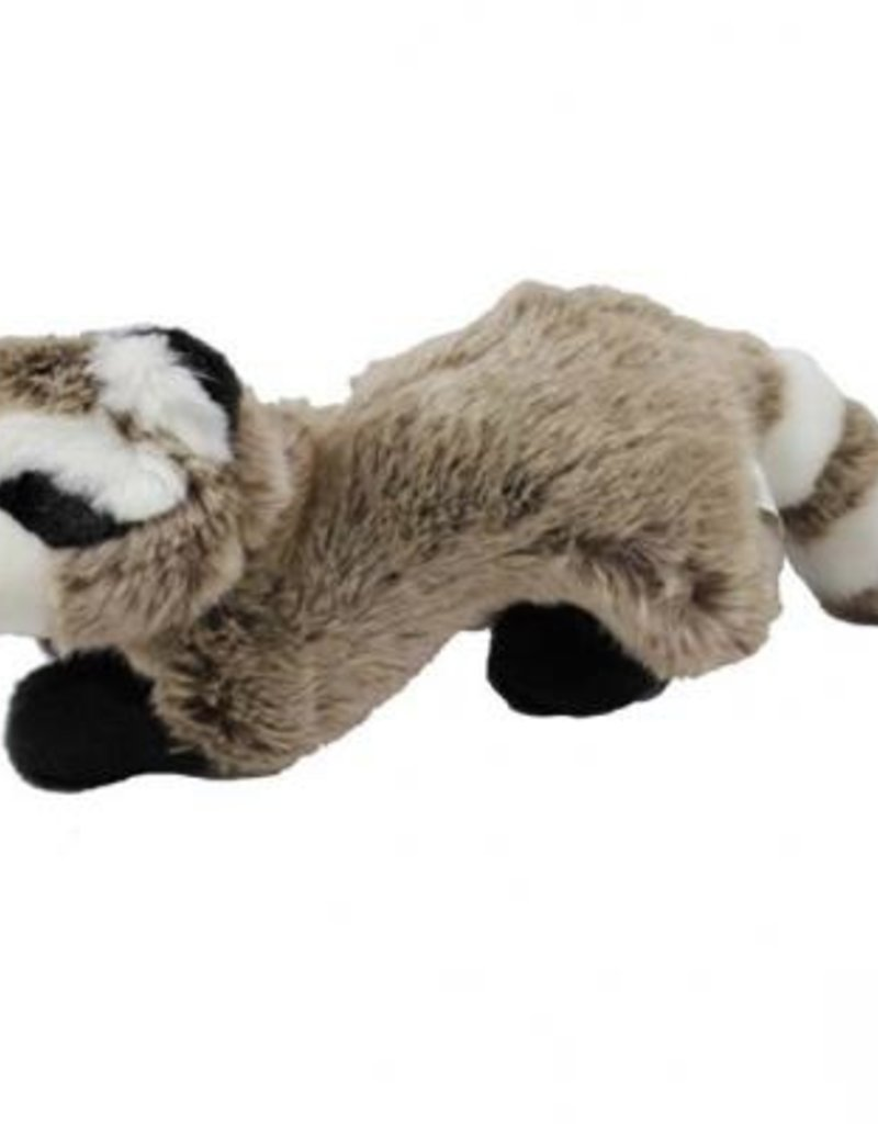 Fluff & Tuff Fluff & Tuff Rocket Raccoon Dog Toy Large