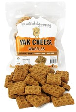 The Natural Dog Company The Natural Dog Company Yak Cheese Waffles Dog Treats 4oz