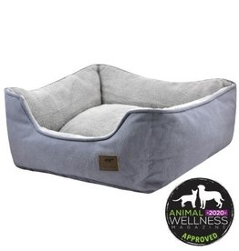 Tall Tails TALL TAILS Dream Chaser Bolster Bed Charcoal Large  30x27