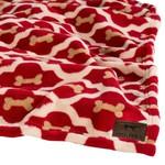 """Tall Tails TALL TAILS Fleece Blanket Red Bone 20x30"""""""