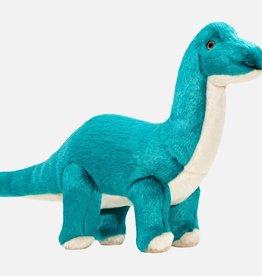 Fluff & Tuff F&T Ross Brachiosaurus Med Dog Toy