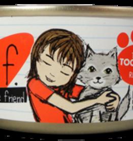 Weruva WERUVA BFF Tuna Too Cool Can 3oz Cat