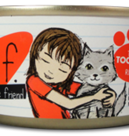 Weruva WERUVA BFF Tuna Too Cool Cat Can 3oz