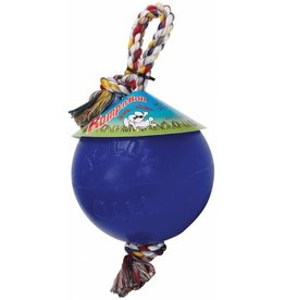 "Jolly Pets JOLLY Romp N Roll 6"" Blue"