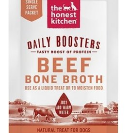 Honest Kitchen The Honest Kitchen Daily Boosters Instant Beef Bone Broth Dog 0.12oz Pouch