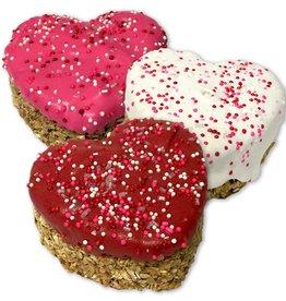 K9 Granola Factory K9GF Gourmet Granola Valentines Heart Dog