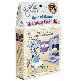 Lazy Dog Lazy Dog Happy Birthday Cake Mix Dog Treat 12oz