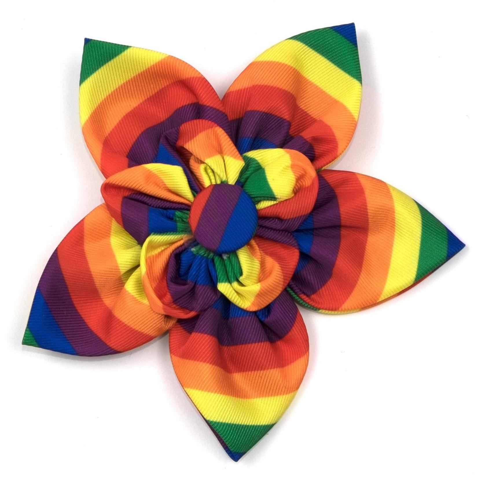 Worthy Dog The Worthy Dog Flower Rainbow