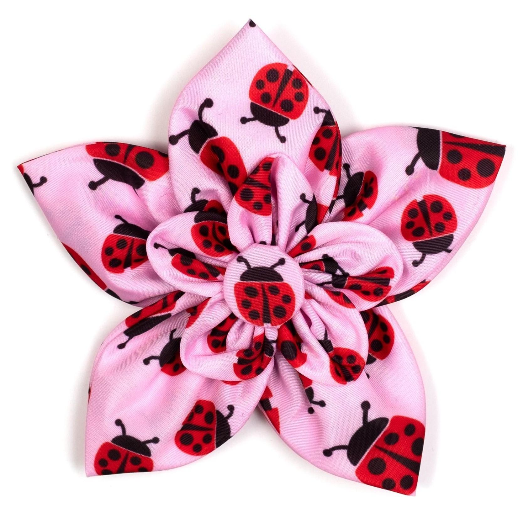 Worthy Dog The Worthy Dog Flower Ladybugs