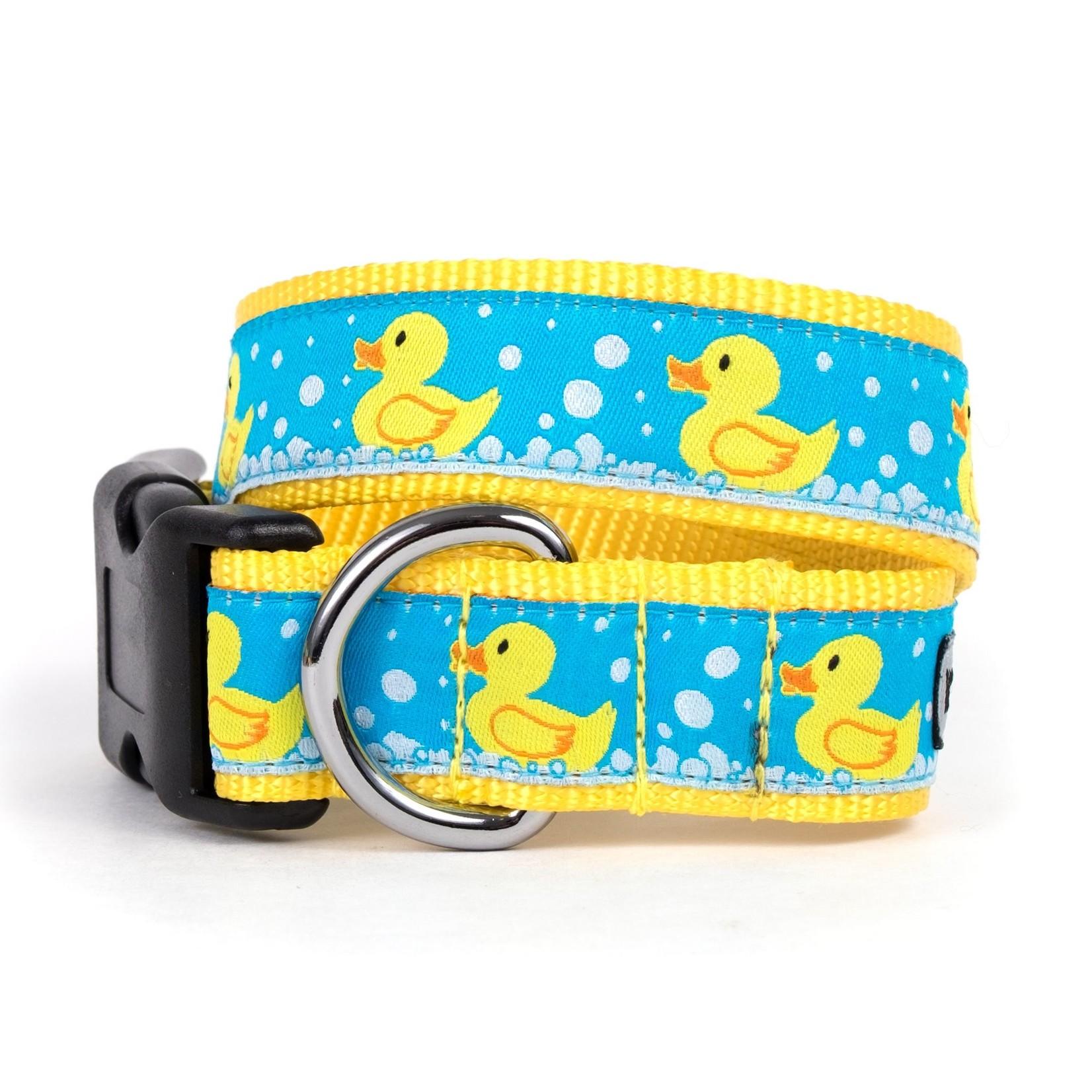 Worthy Dog The Worthy Dog Dog Collar Rubber Duck