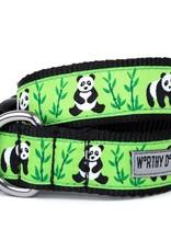 Worthy Dog The Worthy Dog Dog Collar Pandas