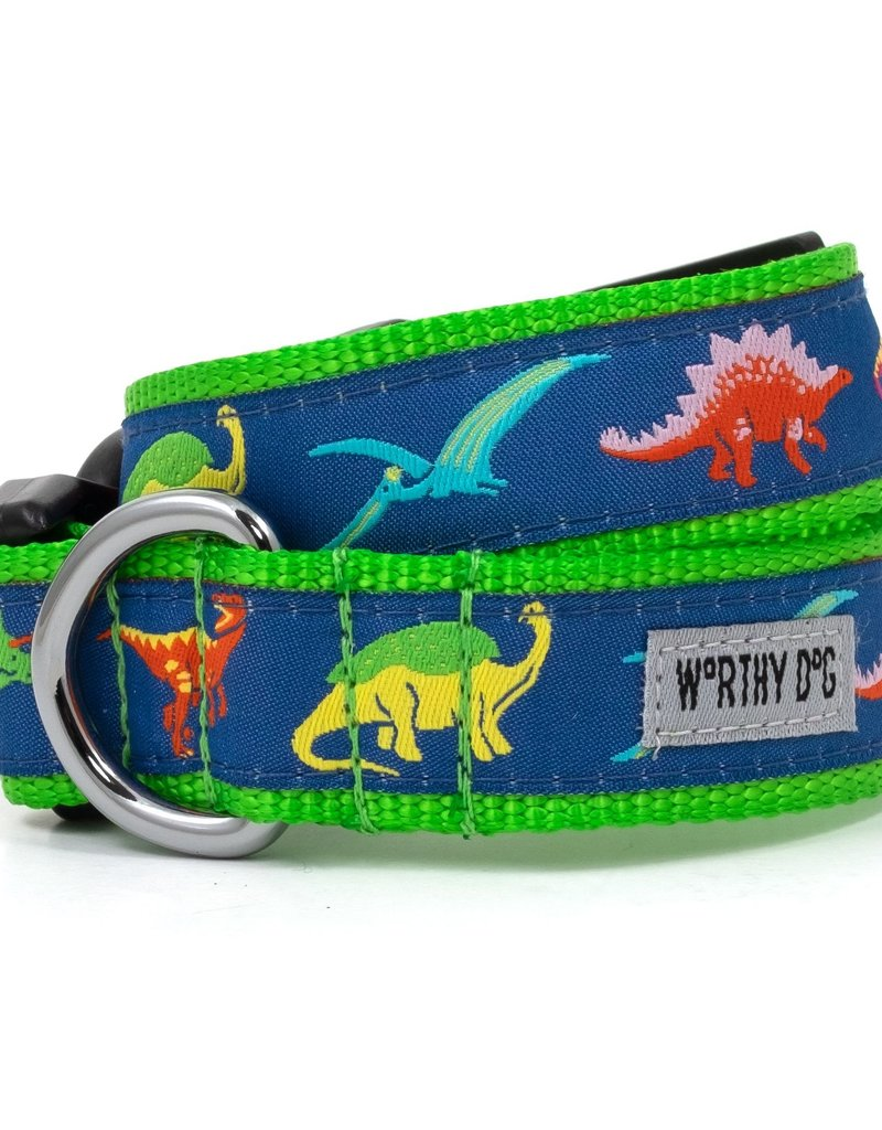 Worthy Dog The Worthy Dog Dog Collar Dinos