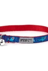 Worthy Dog The Worthy Dog Cat Collar Chomp