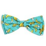 Worthy Dog The Worthy Dog Bow Tie Go Bananas