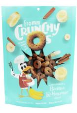 Fromm Family Fromm Crunchy O's Banana Kablammas Dog Treats 6oz