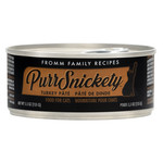 Fromm Family Fromm PurrSnickety Turkey Pate Cat Can 5.5oz