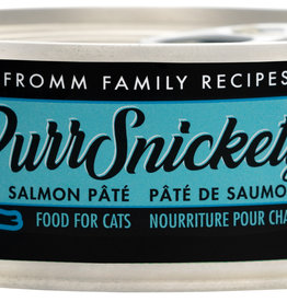 Fromm Family Fromm PurrSnickety Salmon Pate Cat Can 5.5oz