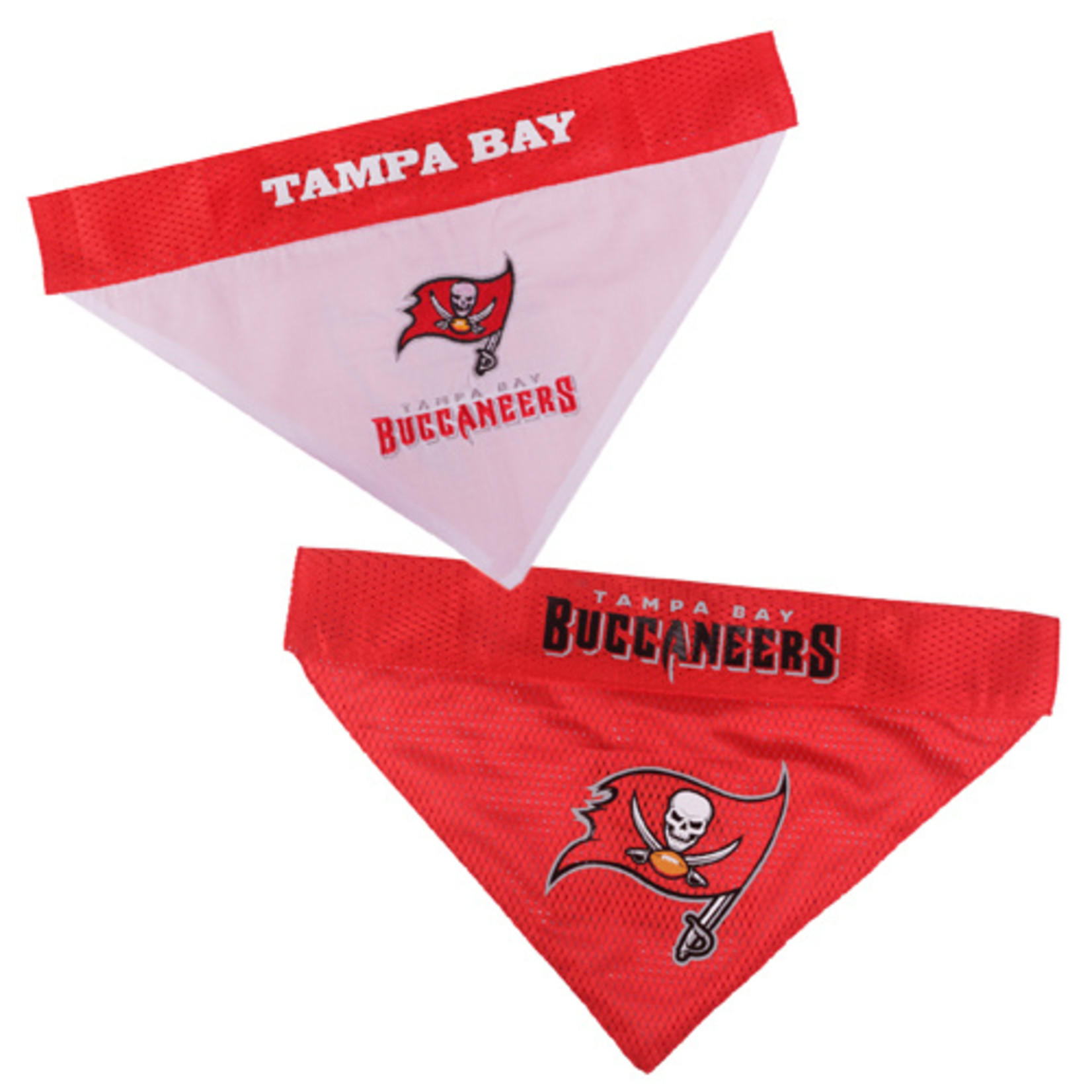 Pets First Pets First Buccaneers Reversible Dog Bandana