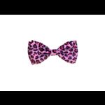 Huxley & Kent Huxley & Kent Bow Tie Pink Leopard