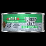 Koha KOHA Turkey Stew Cat Can 5.5oz