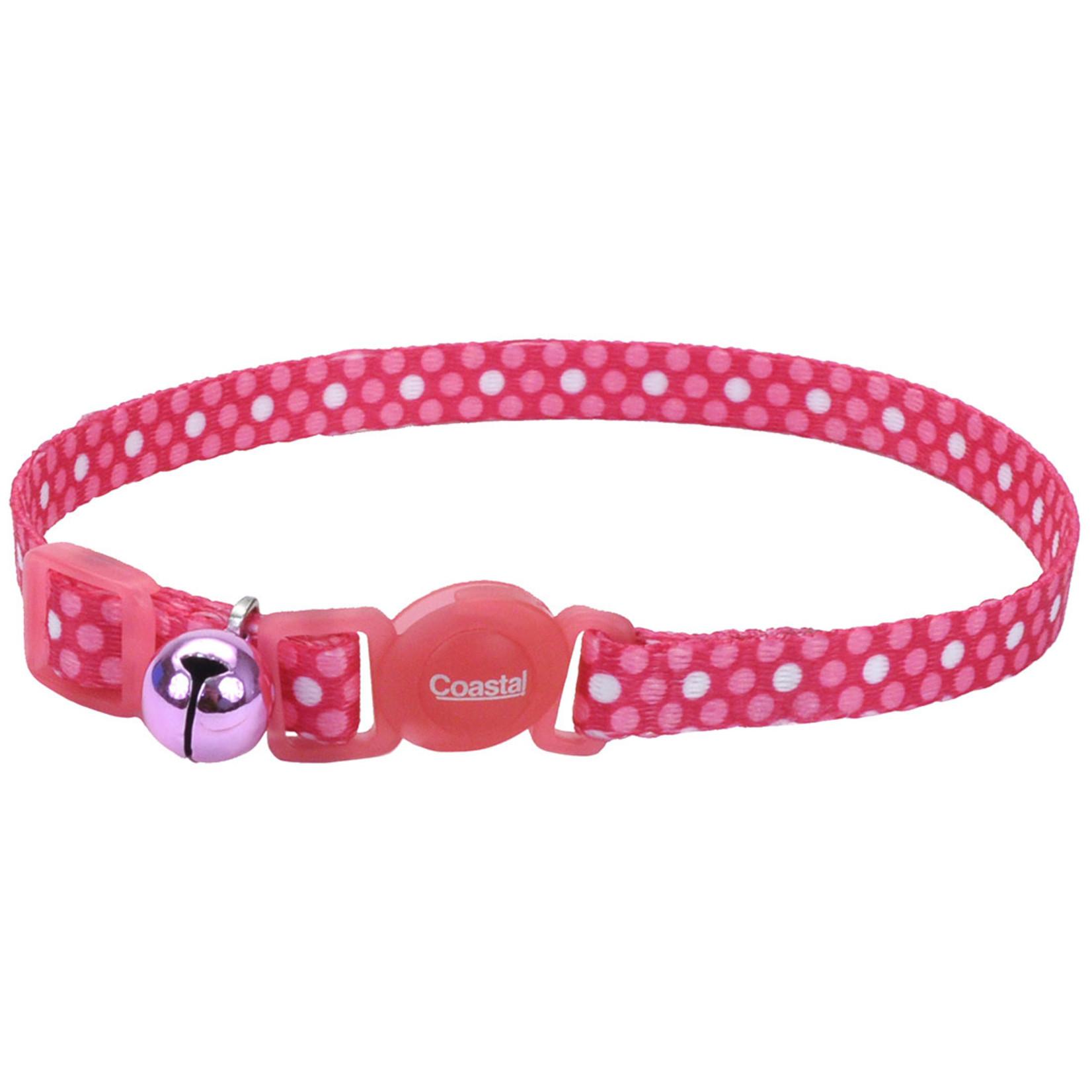 "Coastal Pet Products COAST Safe Cat Fashion Collar 8-12"""