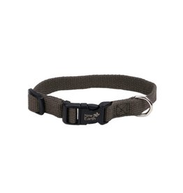 Coastal Pet Products NEW EARTH Soy Collar Forest Green Dog