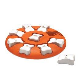 Outward Hound Outward Hound Dog Smart Level 1 Dog Puzzle Orange
