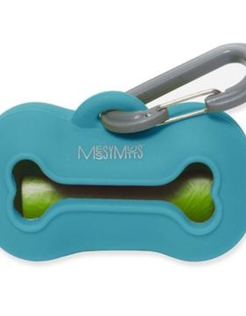 Messy Mutts MESSY MUTTS Silcone Poop Bag Holder