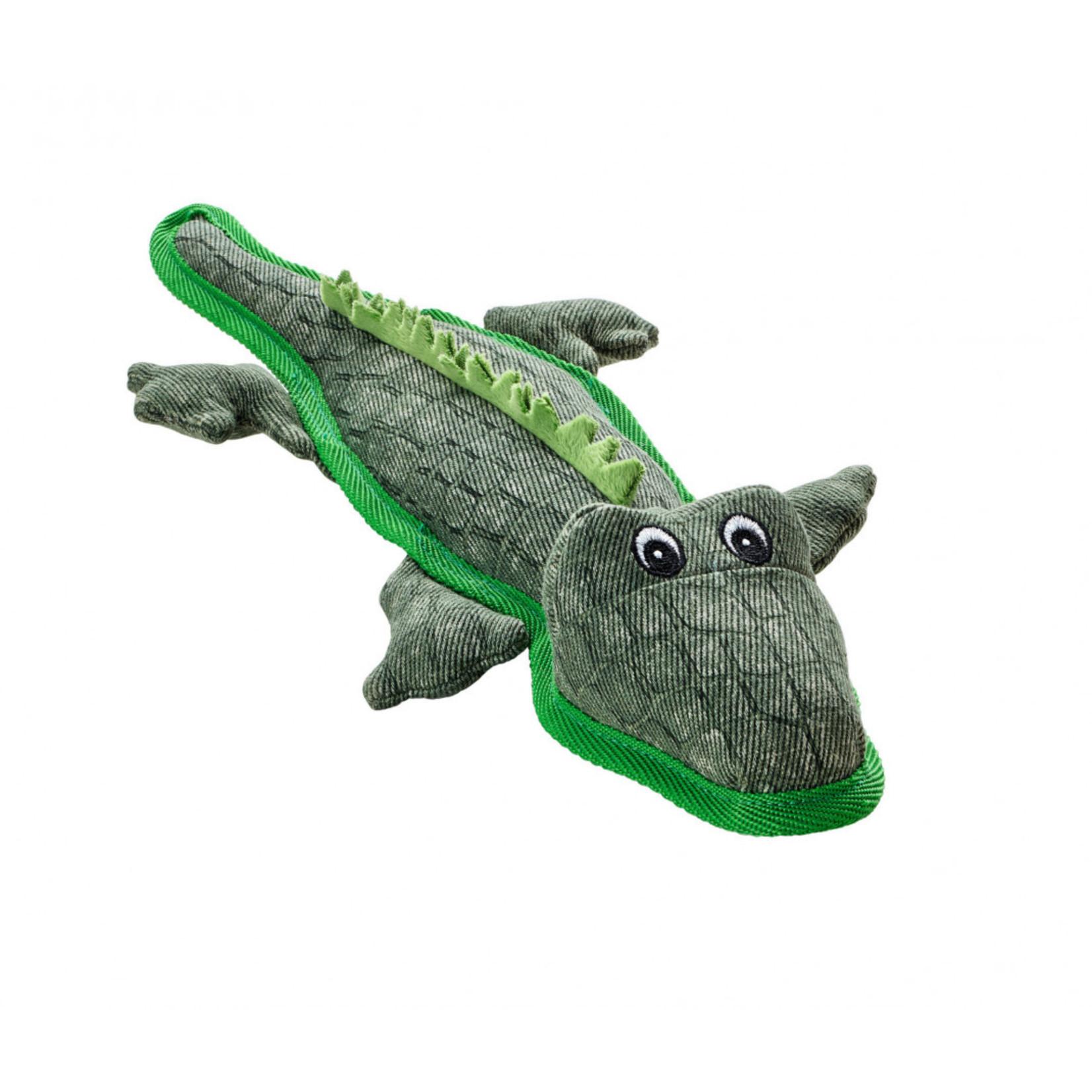 Hunter Hunter International Brisbane Alligator Dog Toy