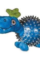 Spunky Pup Spunkypup Lil Bitty Squeakers Dino Dog Toy
