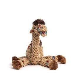 Fabdog Fabdog Floppy Camel Dog Toy Lrg