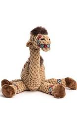 Fabdog Fabdog Floppy Camel Dog Toy Sm