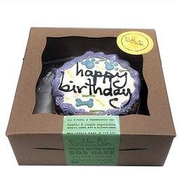 Bubba Rose Biscuit Co Bubba Rose Birthday Cake Dog Treat Medium