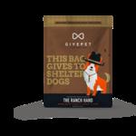 GivePet GIVEPET The Ranch Hand Dog Treats 12oz