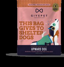 GivePet GIVEPET Upward Dog Soft Dog Treats  6oz