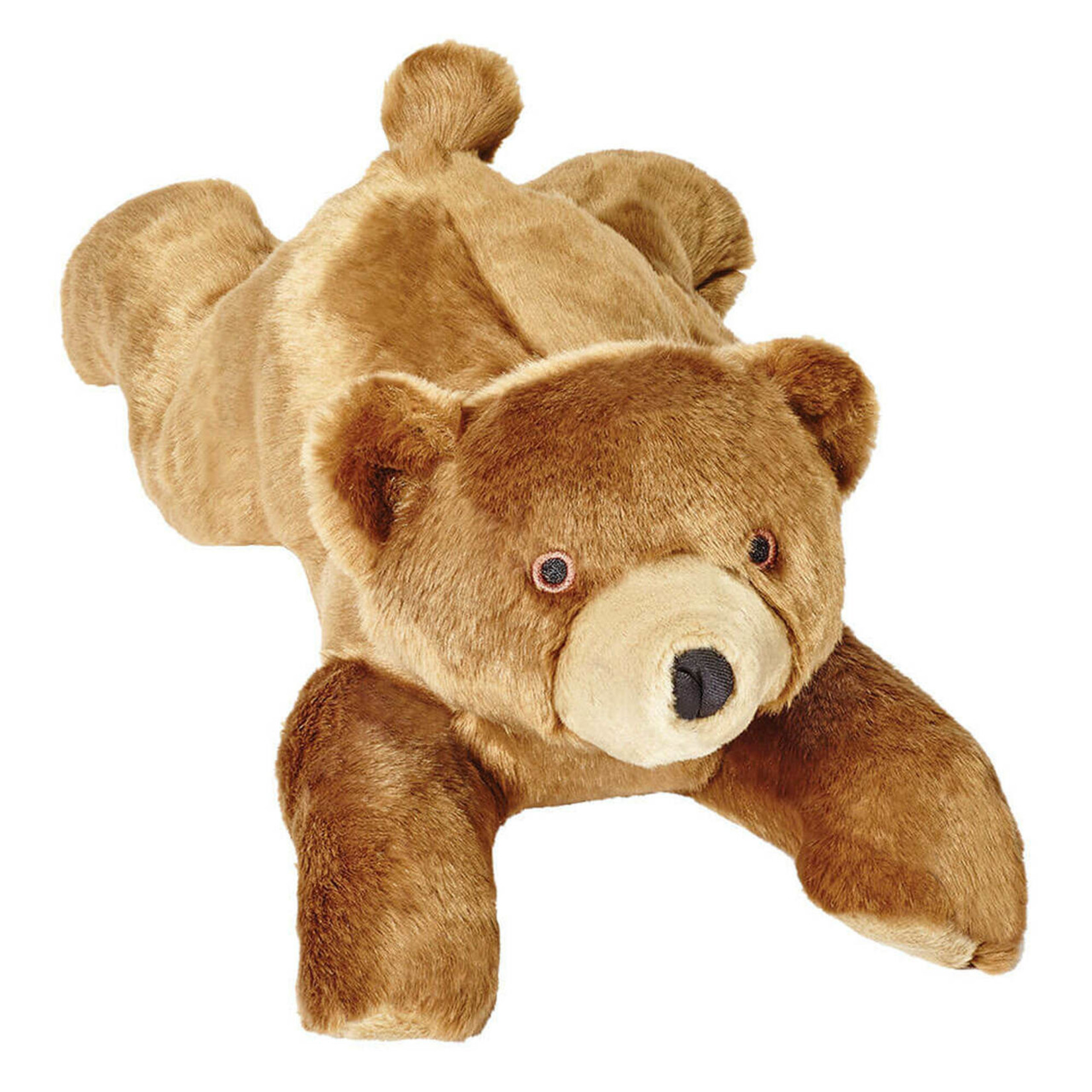 Fluff & Tuff Fluff & Tuff Sadie Bear Squeakerless Dog Toy XL