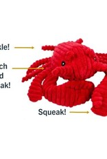 Tall Tails TALL TAILS Crunch Lobster Dog Toy