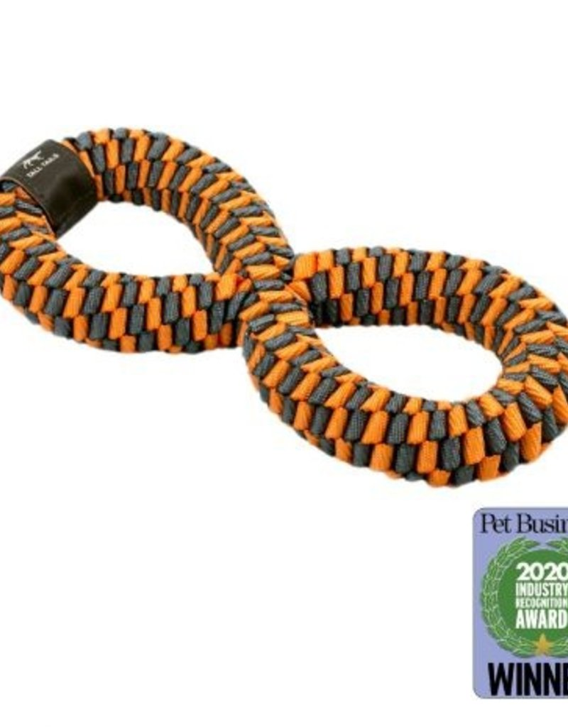 """Tall Tails TALL TAILS Infinity Tug Braided Dog Toy 11"""""""