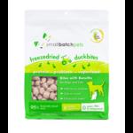 Small Batch Small Batch Freeze Dried Duck Bites Treat 7oz Dog