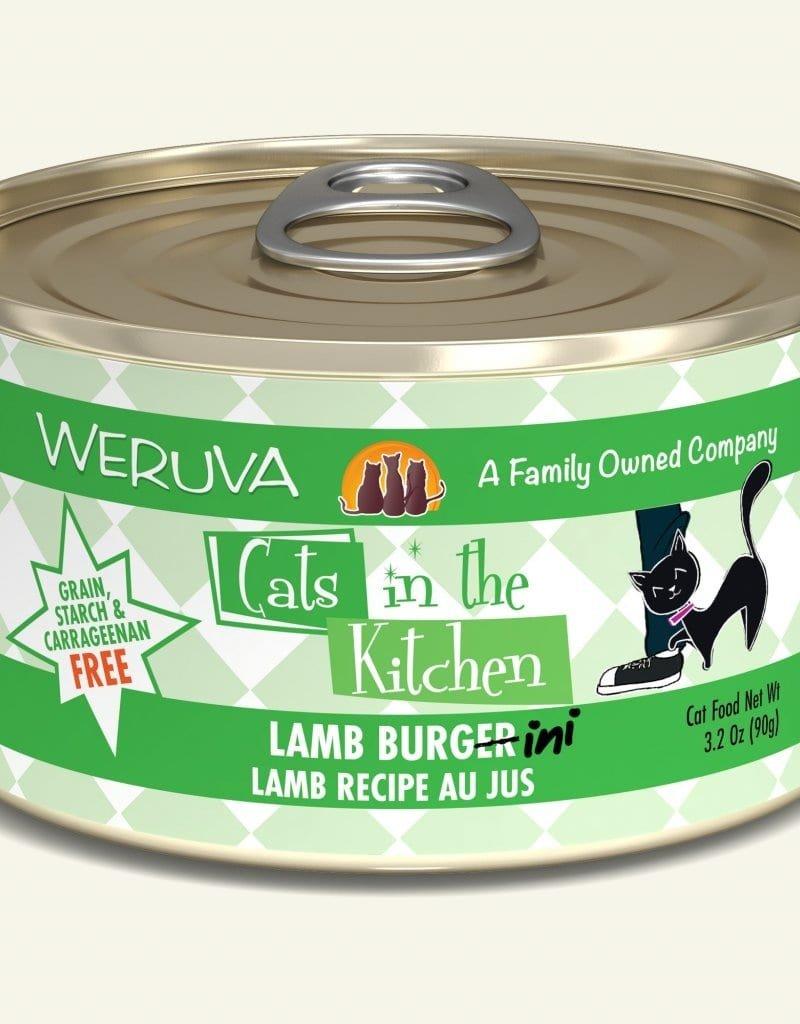 Weruva Weruva CITK Lamburgerini Cat Can 3oz